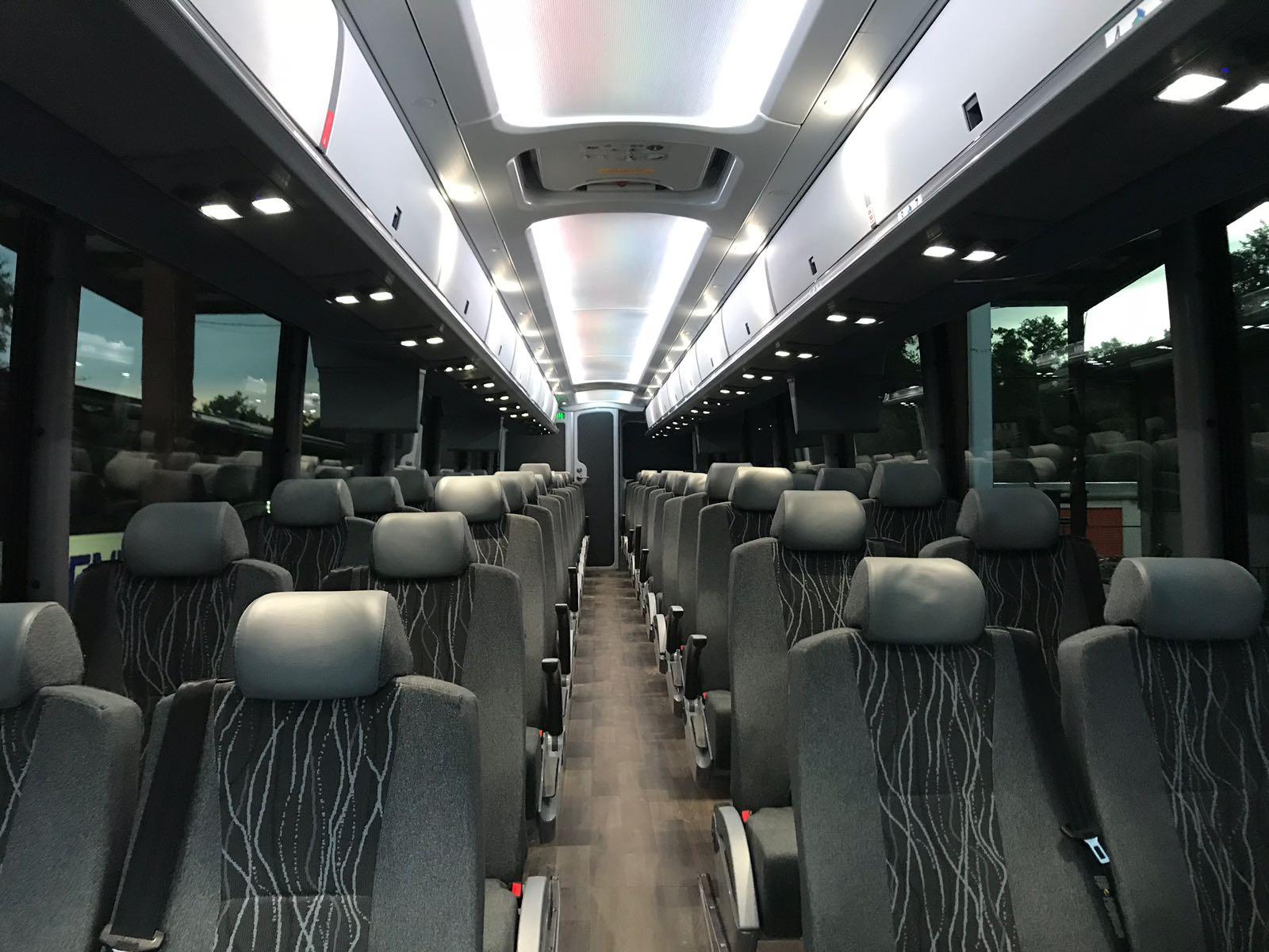 phoenix bus charter left
